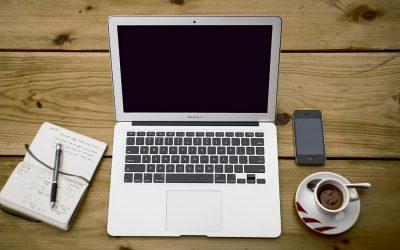 Écrire pour le blogue