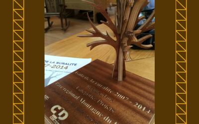 Gala de la ruralité : honneur à la nature et 1er prix pour le Parc