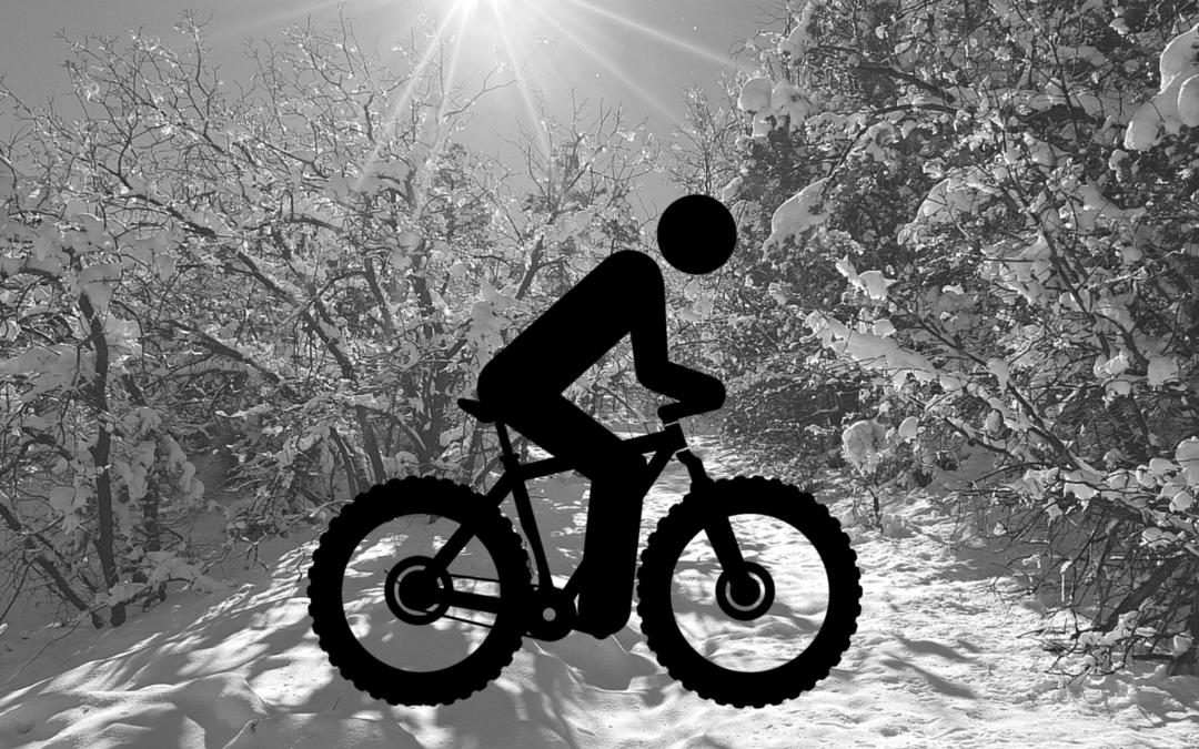 Fat bike au Parc régional Montagne du Diable, projet pilote 2016
